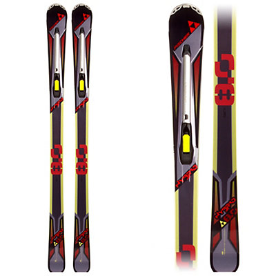 Fischer Hybrid 8.0 Skis, , viewer