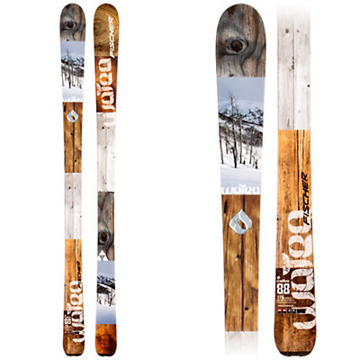 Fischer Watea 88 Skis, , viewer