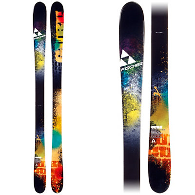Fischer Guru Skis, , viewer