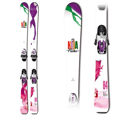 Fischer KOA 84 Womens Skis, , large