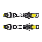 Fischer RC4 Z 17 Freeflex Ski Bindings 2013, Blk-Yel, medium