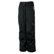 Obermeyer Brooke Girls Ski Pants, Black, medium
