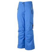 Obermeyer Brooke Girls Ski Pants, Blue Hawaii, medium