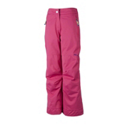 Obermeyer Brooke Girls Ski Pants, Berry, medium