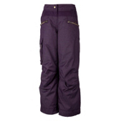 Obermeyer Twilight Girls Ski Pants, Plum Denim, medium