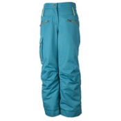 Obermeyer Twilight Girls Ski Pants, Jewel, medium