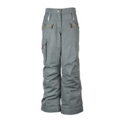 Obermeyer Twilight Girls Ski Pants, Quarry, medium