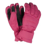 Obermeyer Alpine Girls Gloves, Berry, medium