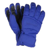 Obermeyer Alpine Girls Gloves, Cosmic Blue, medium