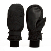 Obermeyer Radiator Girls Mittens, Black, medium