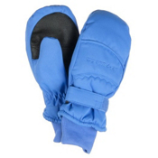 Obermeyer Radiator Girls Mittens, Blue Hawaii, medium