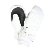 Obermeyer Radiator Girls Mittens, White, medium