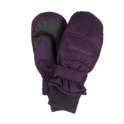 Obermeyer Radiator Girls Mittens, Plum, medium