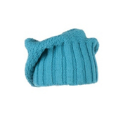 Obermeyer Cake Knit Kids Hat, Jewel, medium