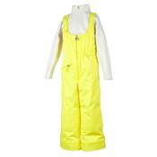 Obermeyer Snoverall Toddler Girls Bib, Sun, medium
