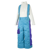 Obermeyer Utopia Toddler Girls Ski Pants, Glacier Blue, medium