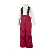 Obermeyer Volt Suspender Toddlers Ski Pants, Bing, medium