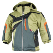 Obermeyer Super G Toddler Ski Jacket, Dune, medium