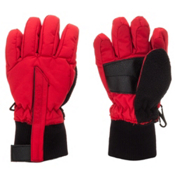Obermeyer Thumbs Up Toddlers Gloves, True Red, medium