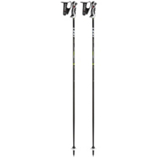 Leki Speed S Trigger Ski Poles, Green-White-Anthracite, medium