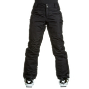 Columbia Bugaboo Womens Ski Pants, Black, medium