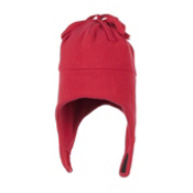 Obermeyer Orbit Fleece Boys Toddlers Hat, True Red, medium