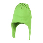 Obermeyer Orbit Fleece Boys Toddlers Hat, Pro Green, medium