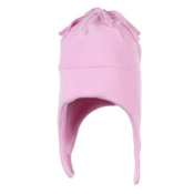 Obermeyer Orbit Fleece Girls Toddlers Hat, Bubble Pink, medium