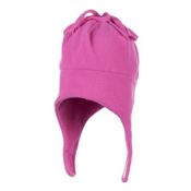 Obermeyer Orbit Fleece Girls Toddlers Hat, China Pink, medium