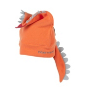 Obermeyer Fangs Toddlers Hat, Juice, medium