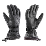 Leki Black Feather S Womens Gloves, , medium