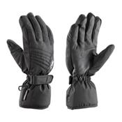 Leki Fever S Womens Gloves, Black, medium
