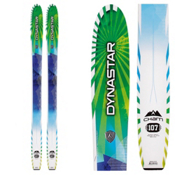 Dynastar Cham 107 Skis 2014, , medium
