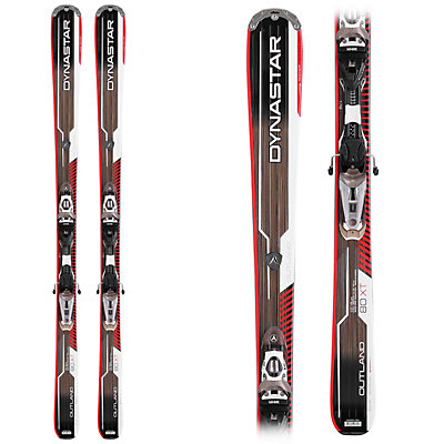 Dynastar Outland 80 XT Skis with NX 12 Fluid Bindings, , viewer