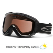 Smith Knowledge OTG Goggles 2013, Black-Rc36, medium