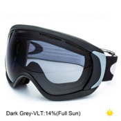 Oakley Canopy Goggles 2014, Matte Black-Dark Grey, medium