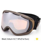 Oakley Canopy Goggles, Craftsman Fallout-Black Iridium, medium