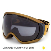Oakley Canopy Goggles 2016, Copper Black-Dark Grey, medium