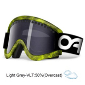 Oakley E Frame Goggles 2013, Venom-Dark Grey, medium