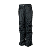 Obermeyer Lennox Luminex Womens Ski Pants, Black Luminex, medium