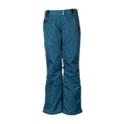 Obermeyer Delia Womens Ski Pants, Blue Spruce, medium