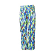 Obermeyer Malta Womens Ski Pants, Murano Glass Print, medium