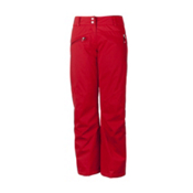 Obermeyer Malta Womens Ski Pants, True Red, medium