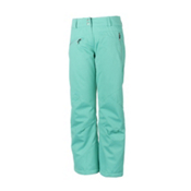 Obermeyer Malta Womens Ski Pants, Pool Green, medium