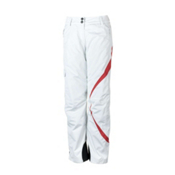 Obermeyer Andorra Cocona Womens Ski Pants, White, medium