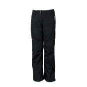 Obermeyer Andorra Cocona Womens Ski Pants, Black Cocona, medium