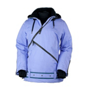 Obermeyer Kayla Pinstripe Womens Insulated Ski Jacket, , medium