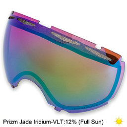Oakley Canopy Goggle Replacement Lens 2018, Prizm Jade Iridium, 256