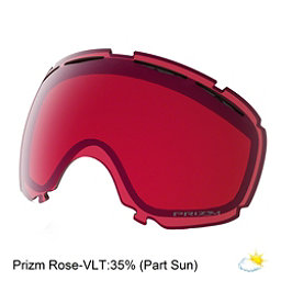 Oakley Canopy Goggle Replacement Lens 2018, Prizm Rose, 256