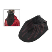 Oakley Splice Bandito Bandana, Black-Red, medium